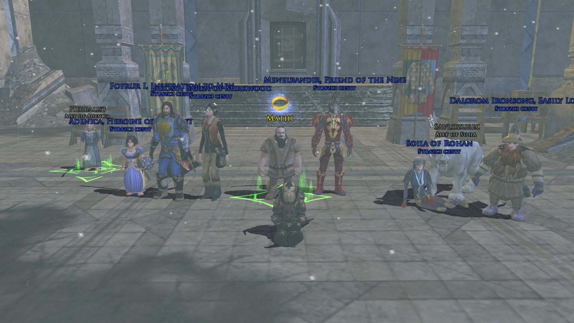 Gondomon skirm raid
