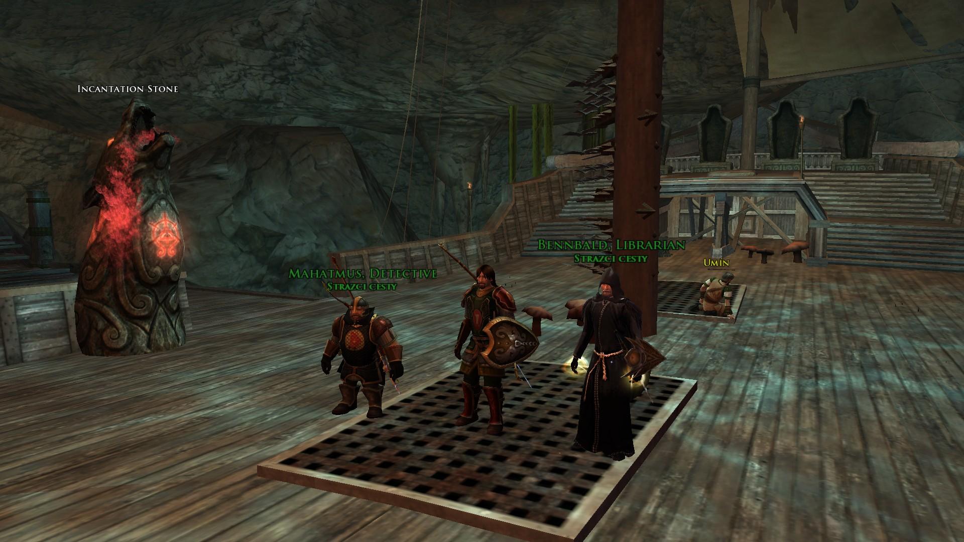 Inn of the Forsaken: hádanky, zase hádanky a nakonec zajímavý boss fight na pirátské lodi :)
