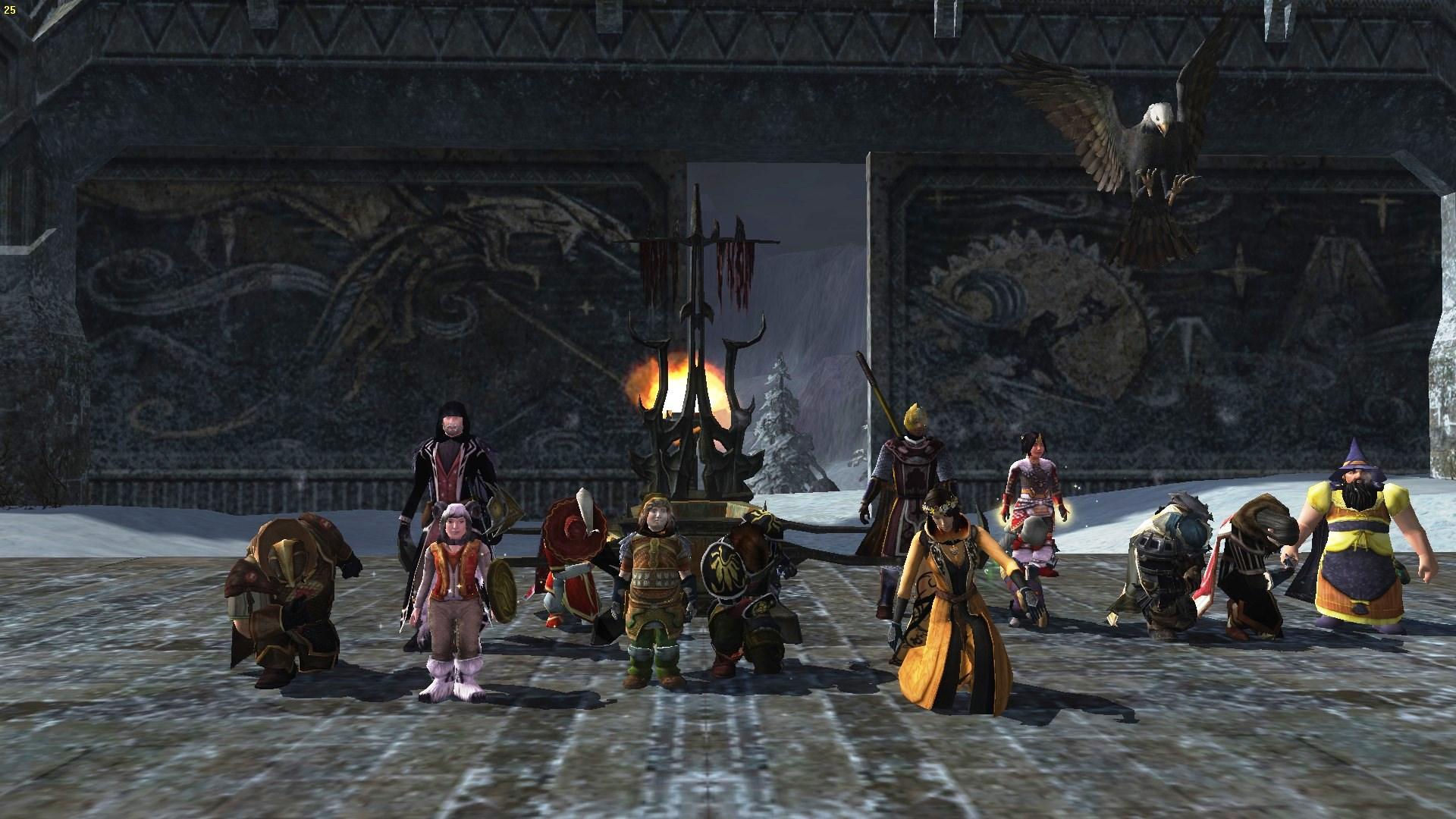 Helegrod Dragon Wing: Poklona všem valar, že při boji stáli na naší straně!