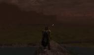Prvý pohľad na Minas Tirith