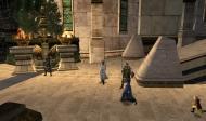 Ulice boli v Minas Tirithe tým najvetším problémom zdolávaní vzdialeností medzi relatívne blízkymi vecami :)