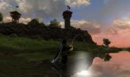 Pri takomto západe slnka sa plní quest krásne