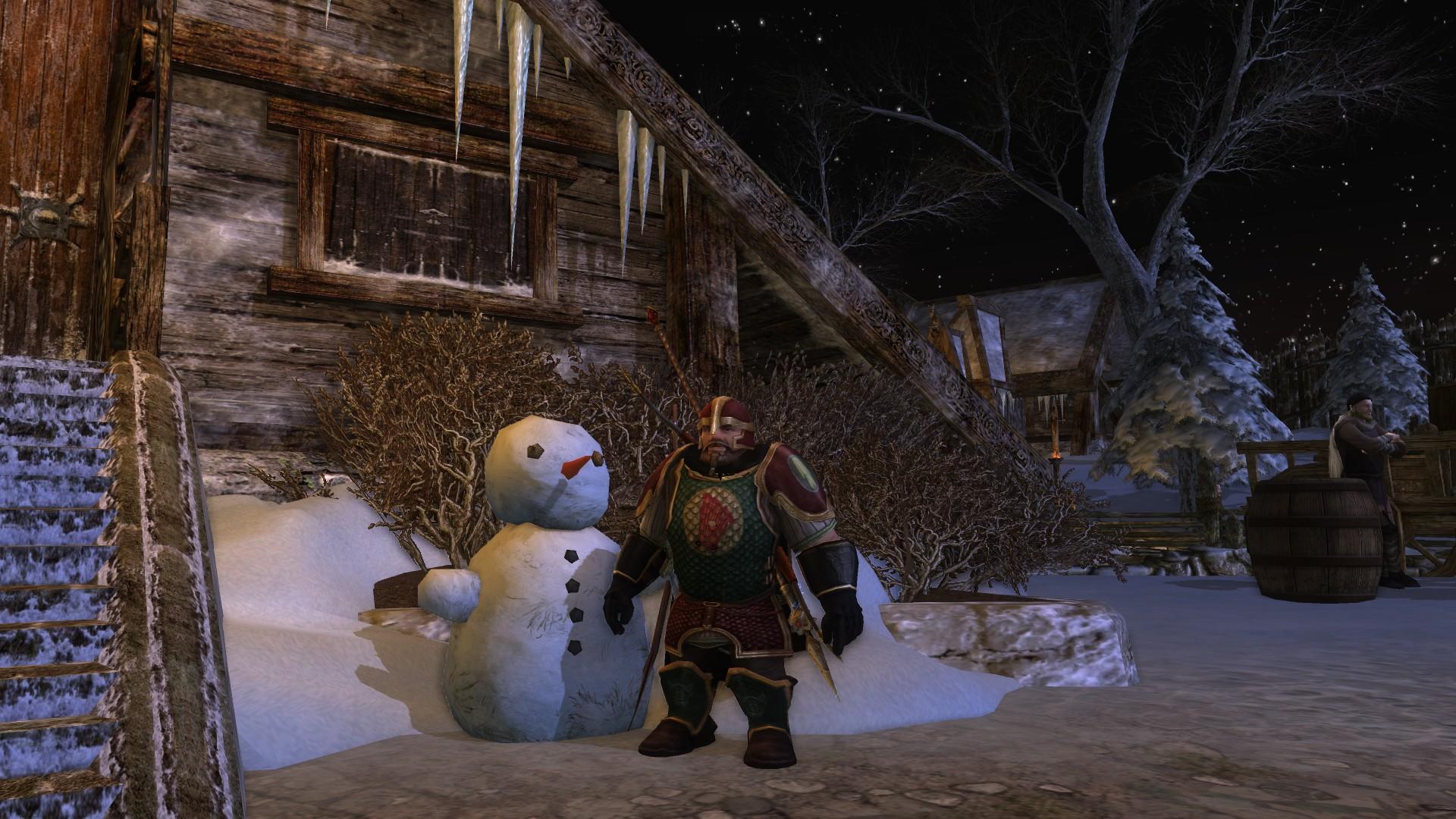 Já a sněhulák